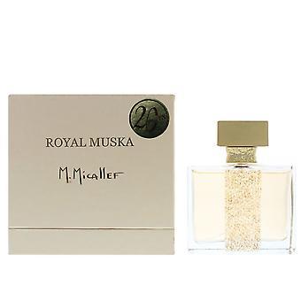 M Micallef Royal Muska Eau de Parfum 100ml Spray For Her