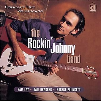 Rockin' Johnny & House Band - Straight Out of Chicago [CD] EE.UU. importa