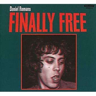 Daniel Romano - Finally Free [CD] USA import
