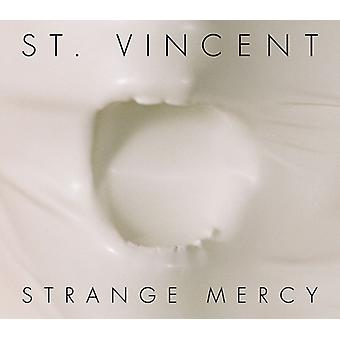 St. Vincent - Strange Mercy [CD] USA import