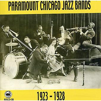 Paramount Chicago Jazz Bands 1923-1928 - Paramount Chicago Jazz Bands 1923-28 [CD] USA import