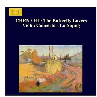 Butterfly Lovers Violin Concert [CD] USA import