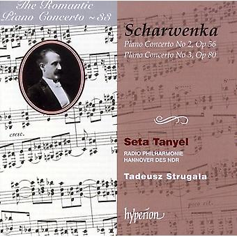X. Scharwenka - Scharwenka: Piano Concertos Nos. 2 & 3 [CD] USA import