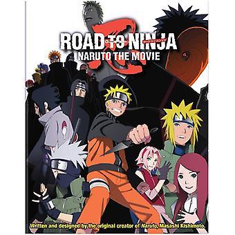 Naruto Shippuden Road to Ninja: The Movie 6 [BLU-RAY] USA import