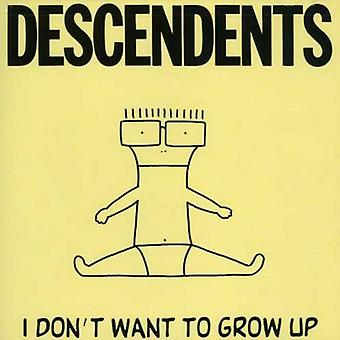Les descendants - je ne veux grandir [CD] USA import