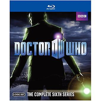 Doctor Who - arts die serie 6 [Blu-ray] USA import
