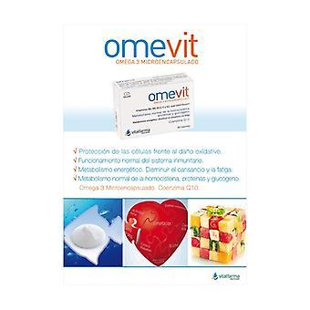 Omevit (Epa, Dha And Dpa) 30 capsules