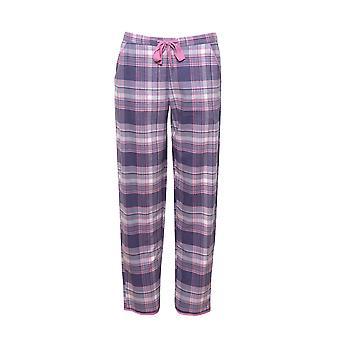 Cyberjammies Serena 4559 Kvinner's Lilla Blanding Sjekk Pyjamas Bukse