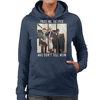 Friday Night Dinner Pass Me The Fox Women's Hooded Sweatshirt