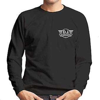 DJ International Records Classic Logo Men's Sweatshirt