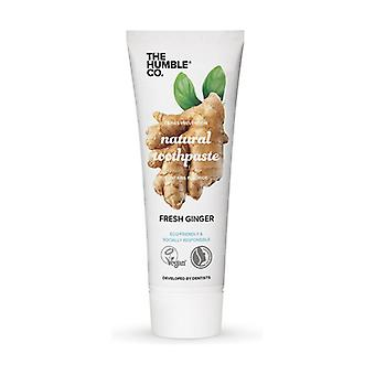 Humble Toothpaste - Ginger 75 ml