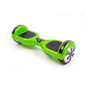 Smart Balance Hoverboard 6.5 Inch, Regular Green, Motor 700 Wat, Bluetooth, Led