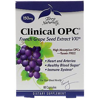 Terry Naturally, Clinical OPC, 150 mg , 60 Capsules