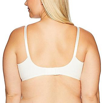 Olga Women's Plus Size Full Figure No Side Effects Underwire 2ply Animal Prin...