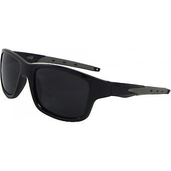 Sonnenbrille Unisex  Sport Kat. 3 schwarz/grau (9280-A)