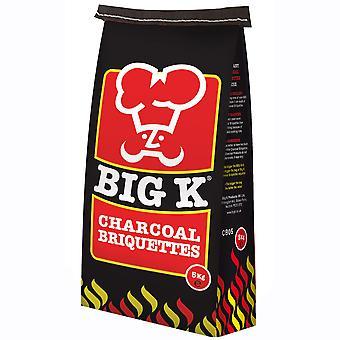 Big K Charcoal Briquettes