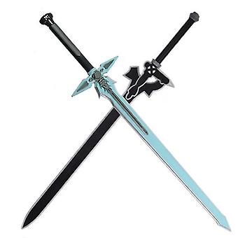 Sword Art Online Cosplay Kirito Weapons Props, Toy For Teen
