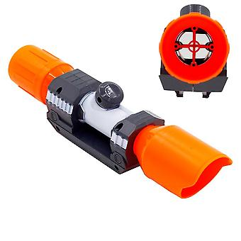 Compatible Modified Part Front Tube Sighting Device Nerf Elite Series Fit For Kids Toy Gun