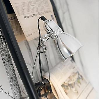 Licht binnenin verstelbaar wandlamp aluminium, E27