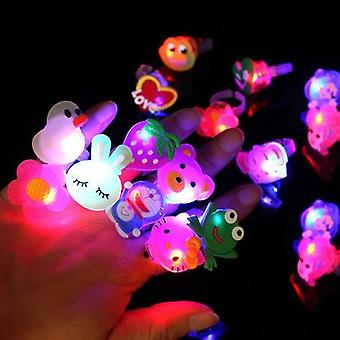 Stars Shine In The Dark Kids Luminous Rings -enfants