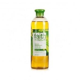 Faith In Nature - Hemp & Meadow Foam Shower Gel 400ml