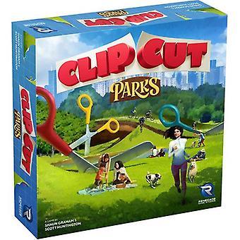 ClipCut Parks Board Game