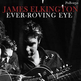 Ever-Roving Eye (Color Vinyl) [Vinyl] USA import
