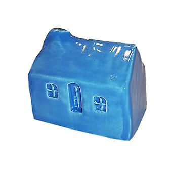 Original Wee Highland Bothy Pale Blue by Glenshee Pottery
