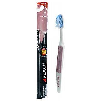Reach REACH Advanced Design Toothbrush Medium Full Head, 1 Each