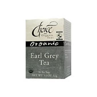 Choice Organic Teas Earl Grey Tea Organic, 16 Bags