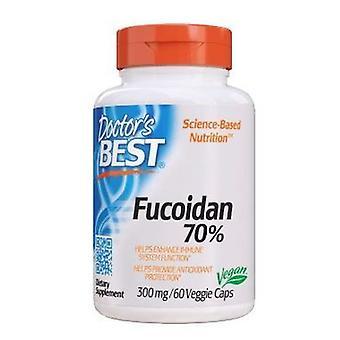 Doctors Best Best Fucoidan 70%, 60 Veggie Caps