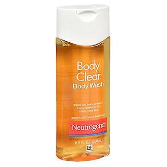 Neutrogena Neutrogena Body Clear Body Wash, 8,5 oz