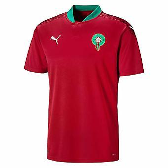 2020-2021 المغرب قميص المنزل