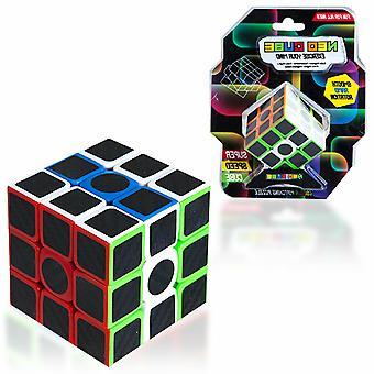 Neo 6x6cm Rompecabezas Creativos Cubo Mágico con 6 Lados Surtidos