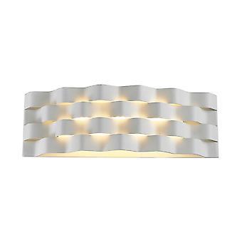 Italux Verigo - Moderne LED Wandleuchte Weiß, Warm weiß 3000K 1292lm