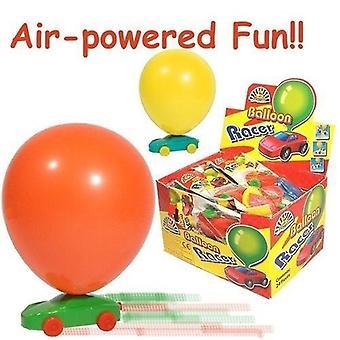 Nieuwe ballon race auto 315-211 1-pack multi