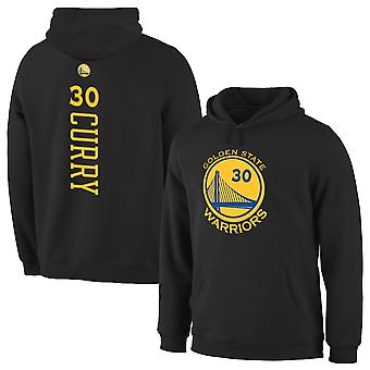 Golden State Warriors Stephen Curry Loose Pullover Hoodie Sweatshirt WY103