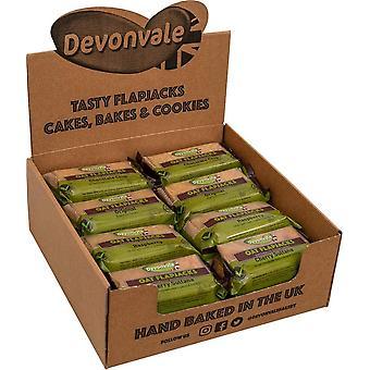 Devonvale Untopped Flapjacks Selection - Mixed Box 95g x24