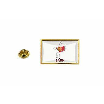 pine pine pine badge pine pin-apos;s country flag map sercq