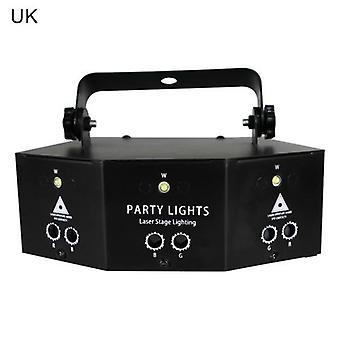Disco Dj Lamp Dmx Remote Control Strobe Stage Light Party Projector