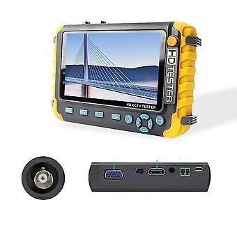 8mp Cctv kamera videotestaaja näyttö
