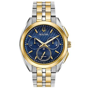 Mens Watch Bulova 98A159, Quartz, 43mm, 3ATM
