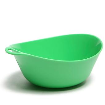 New LIFEVENTURE Ellipse Bowl Camping Cooking Eating Green