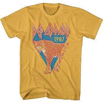 Def Leppard Hysteria 1987 T-Shirt