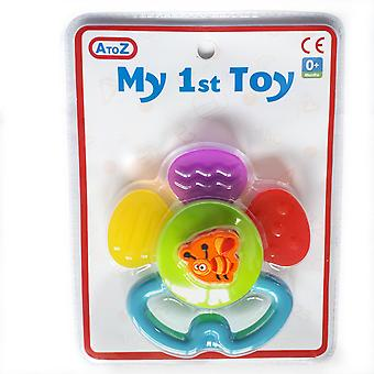 A to Z My 1st Toy Teether Bee