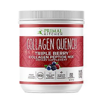 Primal Kitchen Collagen Quench Triple Berry Collagen Peptide Mix