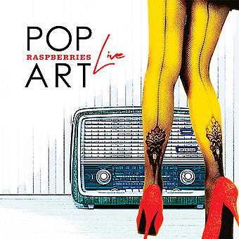 Raspberries - Pop Art Live [CD] USA import