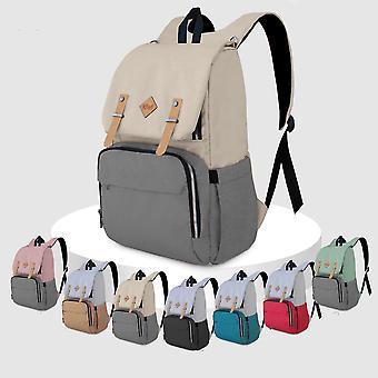 Baby Latte Kiwi Rucksack Cool Bag