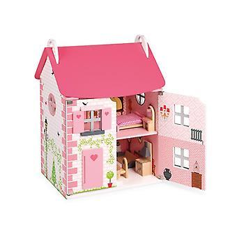 Janod mademoiselle doll's maison