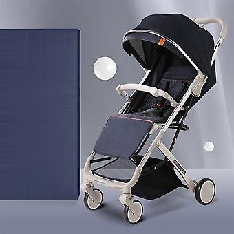 Smart Bluetooth Stroller Light Baby With Music Newborn Umbrella Carriage
